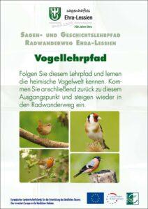 Der Vogellehrpfad