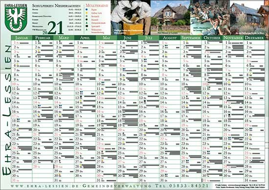 Kalender 21