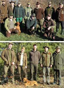 Jagdgemeinschaften Ehra und Lessien