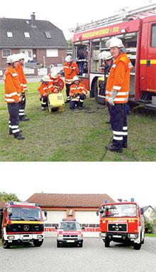 Freiwilllige Feuerwehr Ehra-Lessien